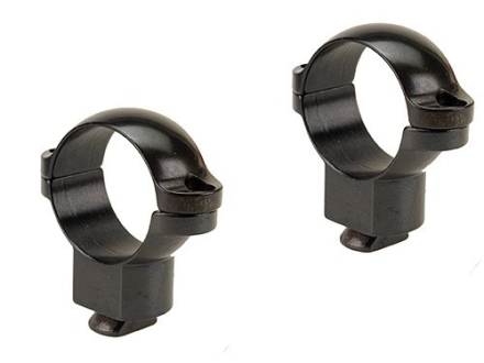 "Leupold 1"" Dual-Dovetail Rings Gloss High"