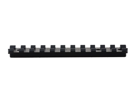 Tactical Solutions 1-Piece Picatinny-Style Base Ruger 10/22 Black