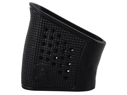 Pachmayr Tactical Grip Glove Slip-On Grip Sleeve  S&W Bodyguard Rubber Black