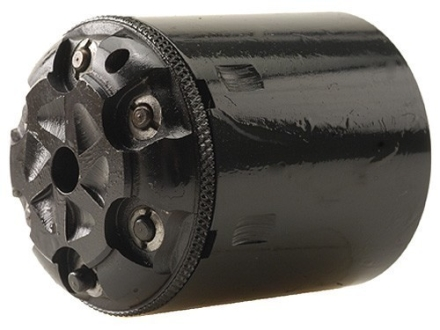 Howell's Old West Semi Drop In Conversions Drop-In Conversion Cylinder 45 Caliber Euroarms of America Rogers & Spencer Model Black Powder Revolver 45 Colt (Long Colt) 6-Round Blue