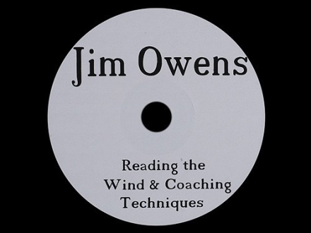 Jim Owens &quot;Reading the Wind and Coaching Techniques&quot; CD-ROM