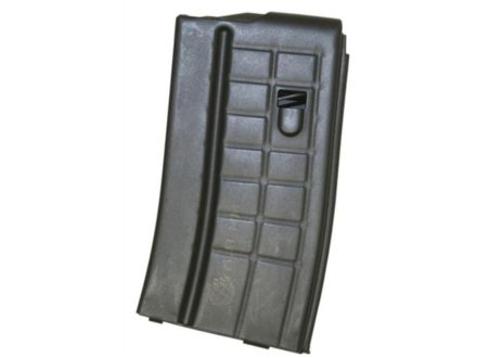 PRI Magazine AR-15 6.8mm Remington SPC 15-Round Steel Black
