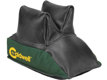Caldwell Universal Deluxe Rear Shooting Rest Bag Nylon and Leather Filled