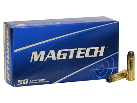 Magtech Sport Ammunition 32 S&W Long 98 Grain Semi-Jacketed Hollow Point Box of 50