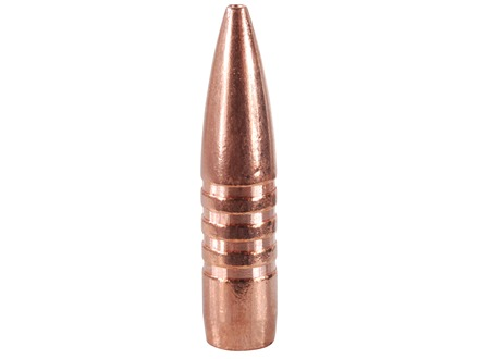 Barnes Triple-Shock X Bullets 30 Caliber (308 Diameter) 180 Grain Hollow Point Boat Tail Lead-Free Box of 50