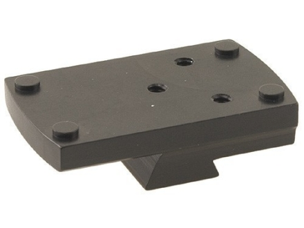 JP Enterprises JPoint Electronic Sight Mount Fits 1911 Novak Cut Rear Sight Aluminum Matte