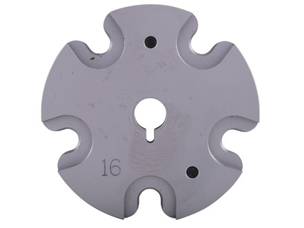 Hornady Lock-N-Load AP Progressive Press Shellplate #16 (17 Remington, 204 Ruger, 223 Remington)
