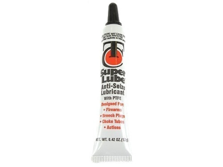 Thompson Center Super Lube All Purpose Anti-Seize Lubricant 1/2 oz Tube