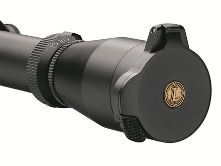 Leupold Alumina Flip-Up Rifle Scope Cover Ultralight Eyepiece (Rear) Matte