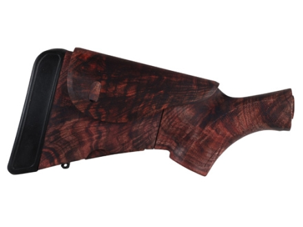 Advanced Technology Adjustable Buttstock with Buttpad and Cheekrest Ithaca 37 20 Gauge DyeHard Camo American Black Walnut