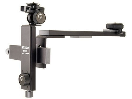 Nikon Spotting Scope Universal Mounting Bracket for Camera and Camcorder