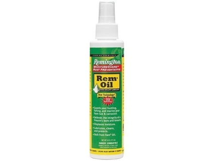 Remington Rem Oil Gun Oil with MoistureGuard 6 oz Pump Spray