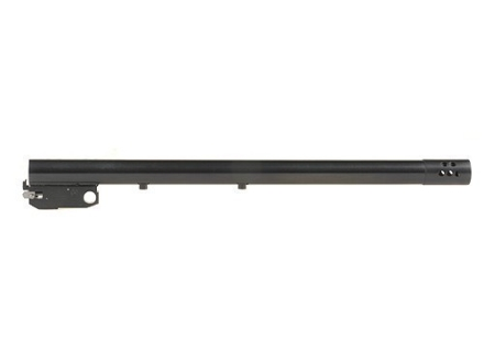 "Thompson Center Barrel Thompson Center Contender, G2 Contender 45-70 Government Medium Contour 1 in 14 "" Twist 14"" with Muzzle Tamer Blue"