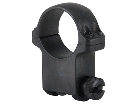 Ruger 1&quot; Ring Mount 6BHM Matte Extra-High