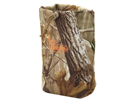 Buck Commander Water Bottle Pouch Polyester Realtree AP Camo