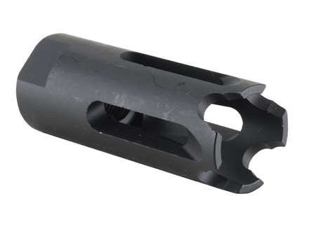 DPMS Flash Hider Panther 5/8&quot;-24 Thread AR-10, LR-308 Steel Parkerized