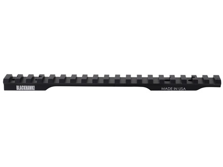 Blackhawk 1-Piece Extended Multi Slot Picatinny-Style 20 MOA Base Savage 110 Series Long Action Matte