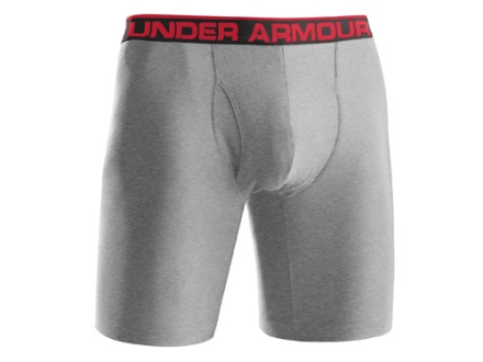 Under Armour Men&#39;s 9&quot; Original BoxerJock Underwear Synthetic Blend