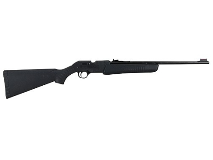 Daisy 901 Air Rifle 177 Caliber Black Synthetic Stock Blue Barrel