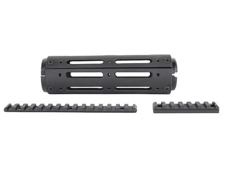 Yankee Hill Machine 2-Piece Customizable Handguard AR-15 Aluminum Matte