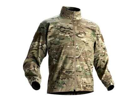 Wild Things Tactical Lightweight Soft Shell Jacket Multicam