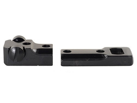 Leupold 2-Piece Standard Scope Base Mauser FN, Remington 798 Reversible Front Gloss