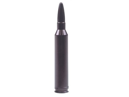 A-ZOOM Action Proving Dummy Round, Snap Cap 7mm Remington Magnum Aluminum Package of 2