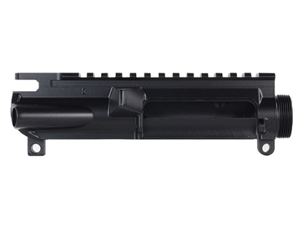 DoubleStar Upper Receiver Stripped AR-15 A3 Flat-Top Matte Black