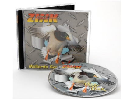 Zink &quot;Mallards Gone Wild&quot; Duck Calling Instructional Audio CD