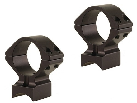 Talley Lightweight 2-Piece Scope Mounts with Integral 1&quot; Rings Savage 93 Matte Low