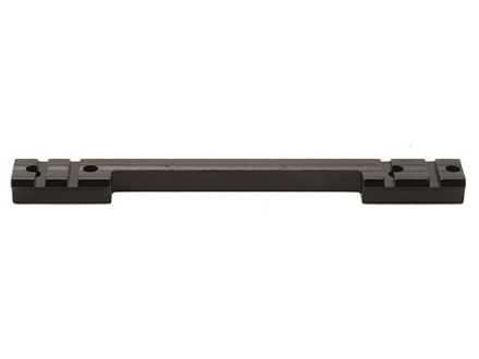 Ironsighter 1-Piece Weaver-Style Scope Base Savage 110 Through 116 Round Rear, Axis Long Action Gloss