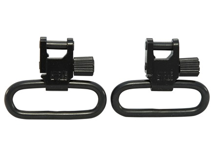 Uncle Mike's Quick Detachable Super Sling Swivel Set