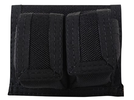 HKS Universal Double Speedloader Pouch Nylon Black