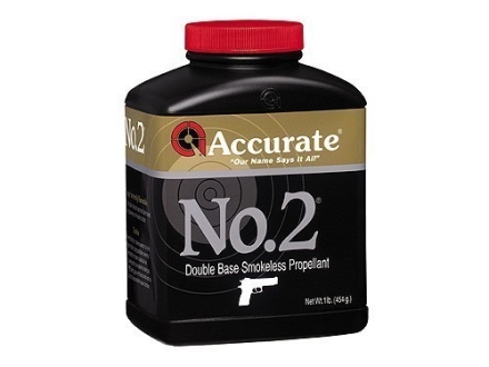 Accurate No. 2 Smokeless Powder