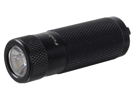 Fenix E15 Flashlight White LED Aluminum Black