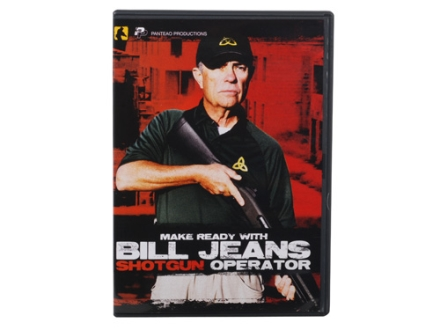 Panteao Make Ready with Bill Jeans: Shotgun Operator DVD