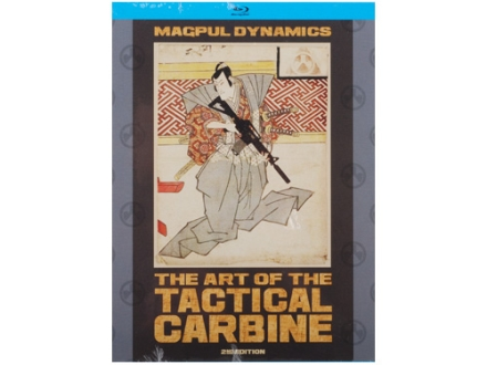 "Magpul Dynamics ""Art of the Tactical Carbine"" Blu-Ray 4 Disc Set Volume 1, 2nd Edition"