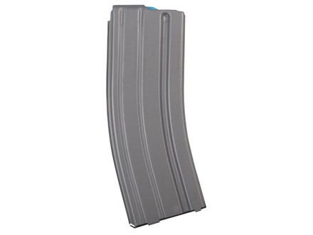 Alexander Arms Magazine AR-15 50 Beowulf 10-Round Aluminum Matte