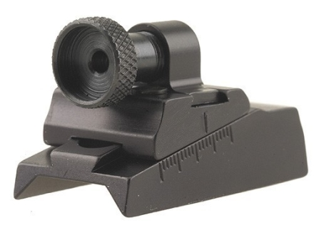 Williams WGRS-CVA Guide Receiver Peep Sight CVA Rifles with Octagon Barrel or Receiver Aluminum Black