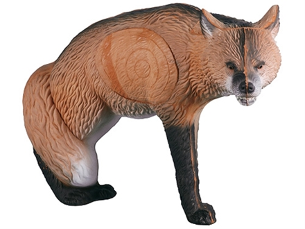 Rinehart Red Fox 3-D Foam Archery Target