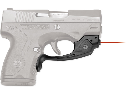 Crimson Trace Laserguard Beretta Nano Polymer Black