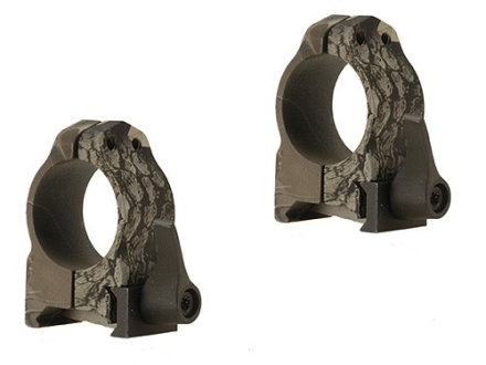 "Thompson Center 1"" Maxima Quick-Release Weaver-Style Rings Camo Medium"