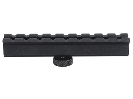 DPMS Weaver-Style Scope Base 4-3/4&quot; Length AR-15 Carry Handle Aluminum Matte