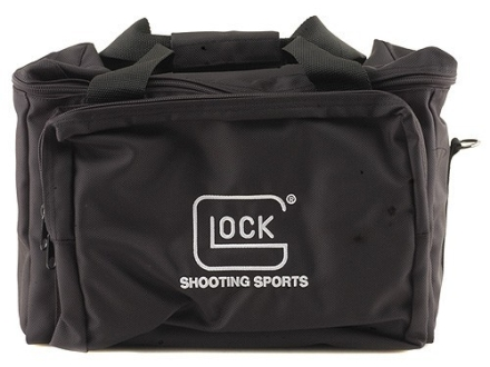 Glock Four Pistol Range Bag Nylon Black