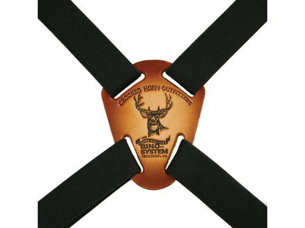Crooked Horn Slide and Flex Binocular Strap Harness
