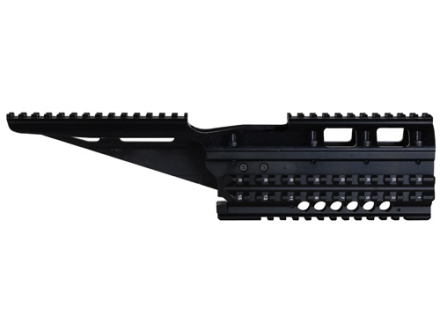 Mako VFR 2-Piece Handguard Quad Rail AK-47 AK-74 Aluminum Black