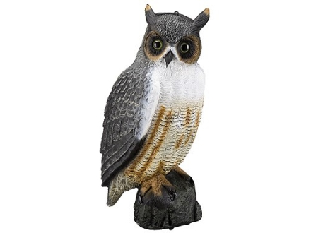 Carry-Lite Great Horned Owl Decoy Polymer 20&quot;