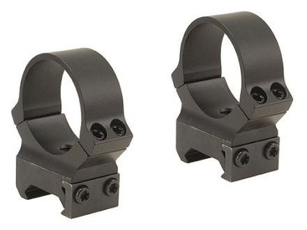 Leupold 30mm PRW (Permanent Weaver-Style) Rings Matte High