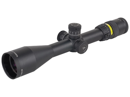 Trijicon AccuPoint TR23 Rifle Scope 30mm Tube 5-20x 50mm Dual-Illuminated Mil-Dot with Amber Dot Reticle Matte