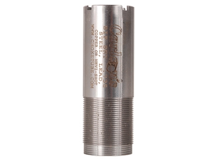 Carlson's Flush Mounted Choke Tube Browning Invector Plus, Winchester Super X2, Supreme 12 Gauge